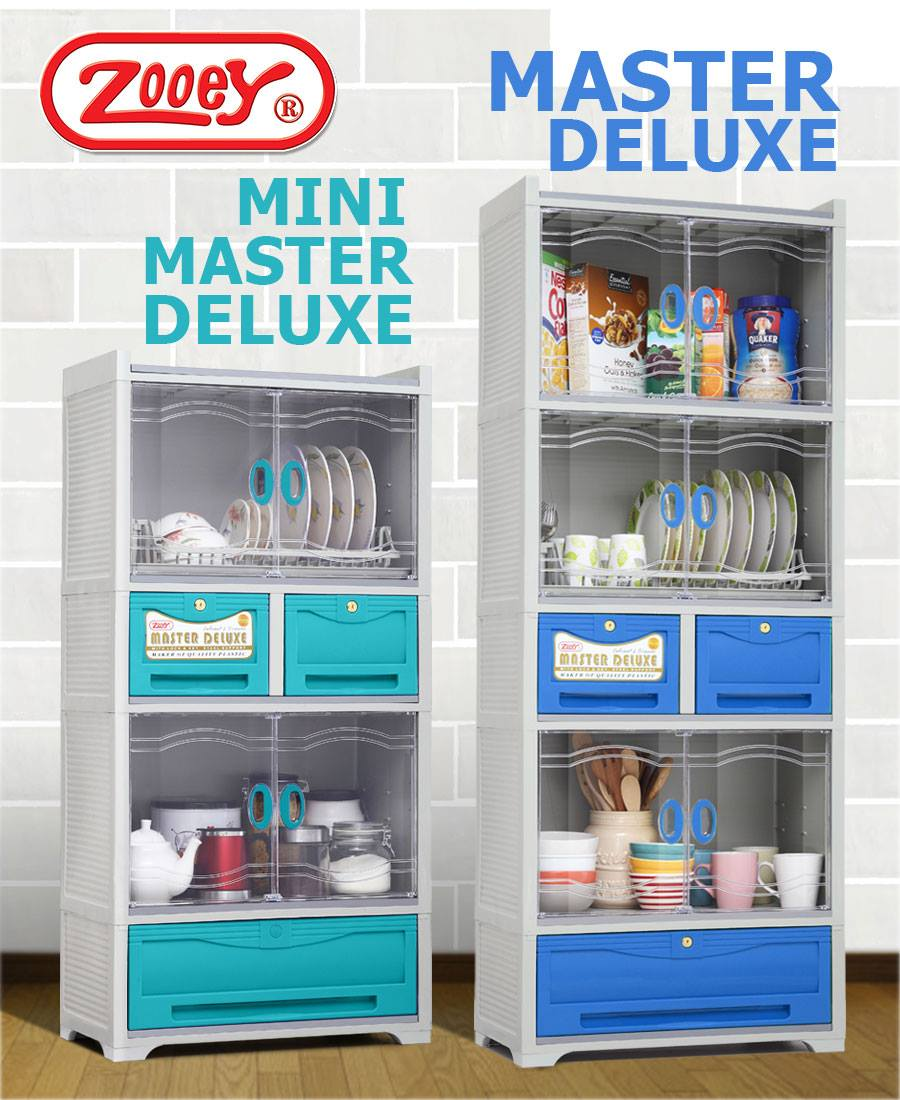 ZOOEY MASTER DISH CABINET