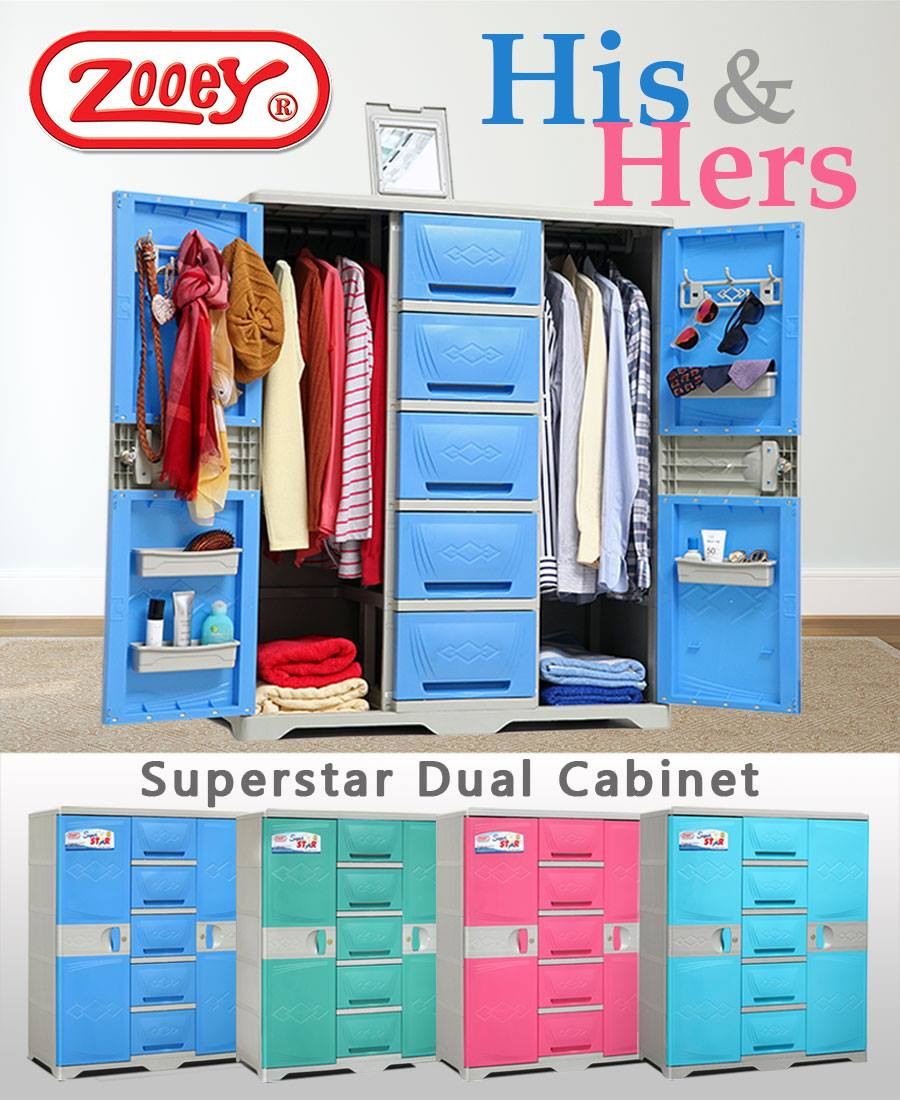 Plastic Drawer Cabinet